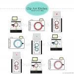 Printable Digital clip art:..