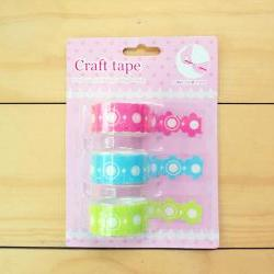 Craft Lace Tape,  Flower