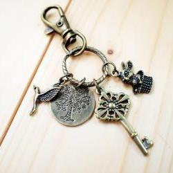 Charm Key Chain